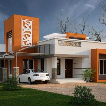 Budget Home- Ultra Modern  Nalukettu